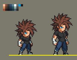 Some Shane Custom Sprite by ozero8337