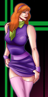 .Daphne. by xGeekpower