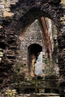 Through the Archway by johnwaymont