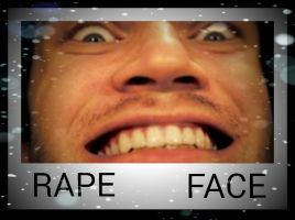 Pewd' s Rape Face by NurseBlissey