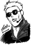 Capcom-A-Day: Albert Wesker by eisu