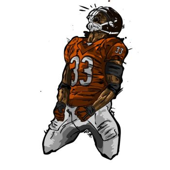 Charles Tillman by 500LEVEL