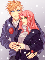 Naruto: Happy Holidays! by Kaleta