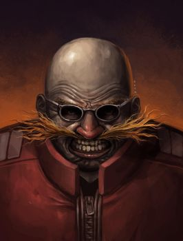 I am the Eggman by Ancorgil
