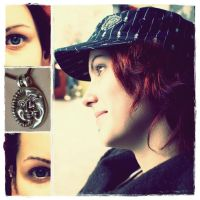 'cause it's all just a story . by venigesheva