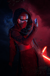 Kylo Ren Cosplay - The Dark Side by Abessinier