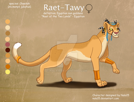 Raet-Tawy - Adoption Auction CLOSED by Nala15
