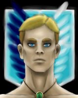 Erwin Bust by rivetspoon