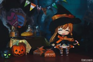 Halloween Mirai by kixkillradio