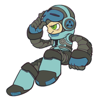 MIGHTY NO. 9 by 0-ERROR