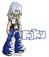 OG Riku Gangsta Pimp by finem