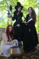 Stock - Three witches 3 by S-T-A-R-gazer