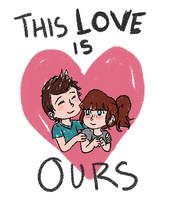 Ours,Valentine by michielynn