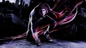 Delsine Rowe Infamous Second Son by DarkSider92
