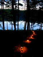 Lights down to the Lake by AG88