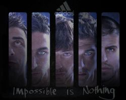 Impossible is Nothing by hnl