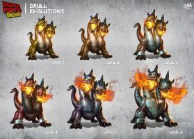 BYMU--Drull Evolutions by DNA-1
