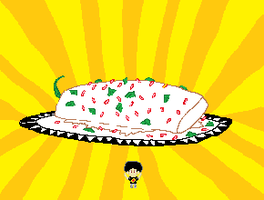 March 16th - Mexican Food Updated GIF by Rayleighev