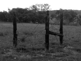 country fence by SwtCreations