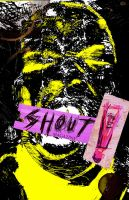 Shout Magazine cover by Haluuzengenix