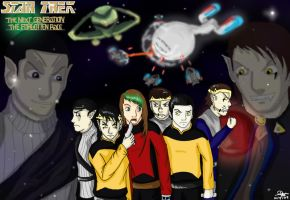 Star Trek: The Forgotten Race by Bekkalada