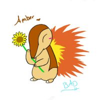 Amber by ChemicallyColorful