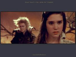 Jareth x Sarah Wallpaper by Jareth-x-Sarah-Club