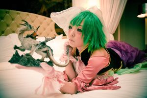 Sandplay of the Dragon:GUMI II by Section8SG