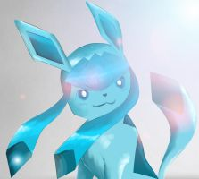 Glaceon by eslib