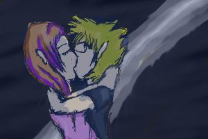 idk, just some anime romance by shinigami-of-death02
