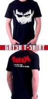 Gatsu T-shirt by paKipresenTe