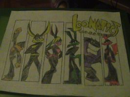 Loonatics Unleashed by Lithium-Nitro