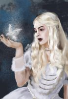 White Queen by rere666