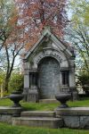 Seattle Cemetery by dollieflesh-stock