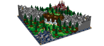 Lego Elderwood Forest Map Redesigned by DanteZX