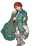 Boey (Fire Emblem Gaiden Redesign) by TheUnsungTrouvere