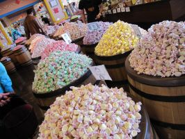 Salt Water Taffy by thoughtless4ever