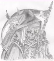 Grim Reaper by DRAY-GON