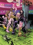 Jersey Gods cover by Paul Pope by whoisrico