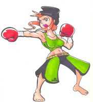 Boxing Bris by Heriplayer