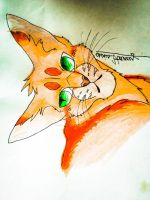 Firestar by Rasl-Dazzle