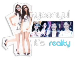yoonyul it's reality by yoonyul