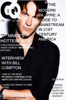 GQ May 2011 Issue by Childoftheflower