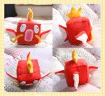 Nell's Magikarp Cube (for sale! ONE LEFT!!) by TheStarKeepers
