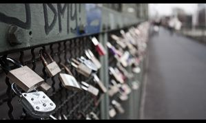 Love locks by sylaan