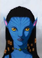 Neytiri by Albraiki-art