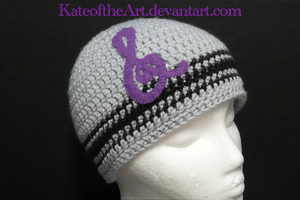 Octavia striped hat by KateoftheArt