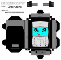 Cubee - Phone by CyberDrone