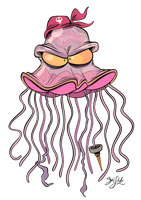 Jolly Jellyfish by Themrock