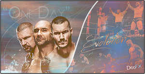 WWE Evolution Signature by xwadigg